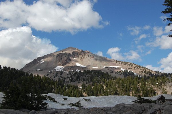 Journal Site 125:  Lassen Volcanic National Park, Bumpass Hell Trail, Mineral, CA - July 8, 2009