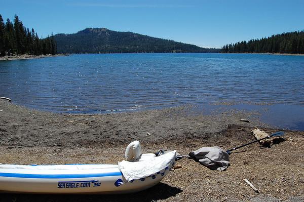 Journal Site 125:  Lassen Volcanic National Park, Juniper Lake, Chester, CA - July 22, 2009