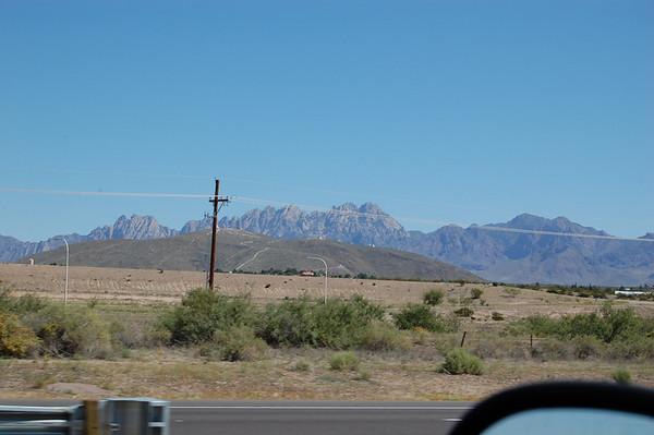 Journal Site 132: Saddleback Mountain RV Park, Balmorhea, TX - Oct 2, 2009