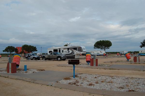Journal Site 133:  Super 8 Motel & RV Park, Ozona, TX - Oct 3, 2009