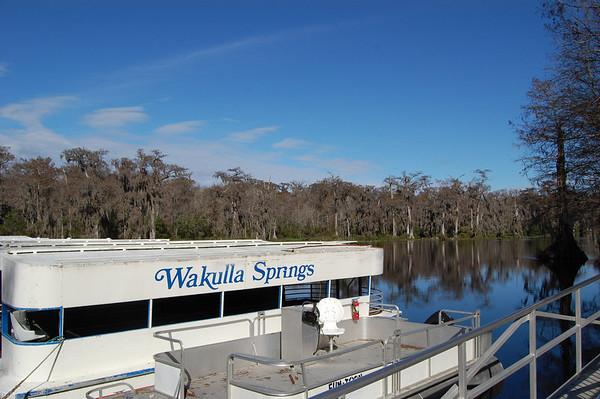 Journal Site 145: Wakulla Springs State Park, Wakulla Springs, FL - Dec 15, 2009