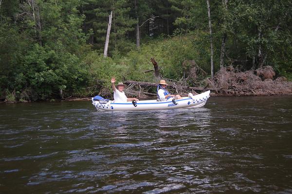 Au Sable River Float