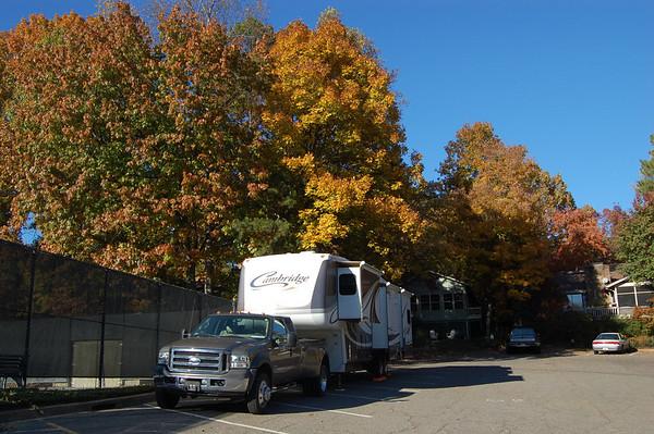 Journal Site 166: Lake Wylie, SC - Nov. 11, 2010