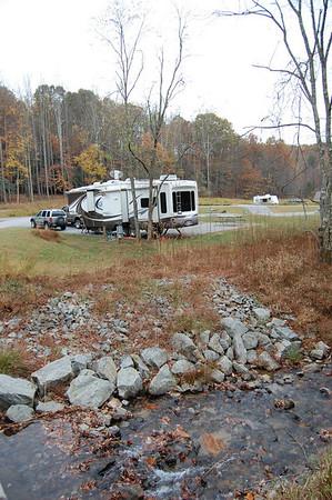 Journal Site 165: Stone Mountain State Park, Roaring Gap, NC - Nov. 3, 2010