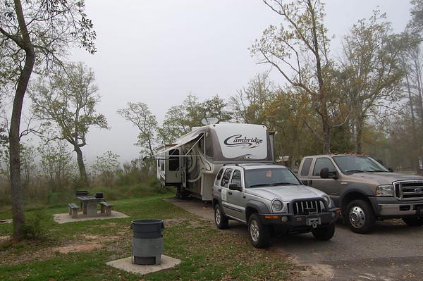 Buccaneer State Park Mississippi