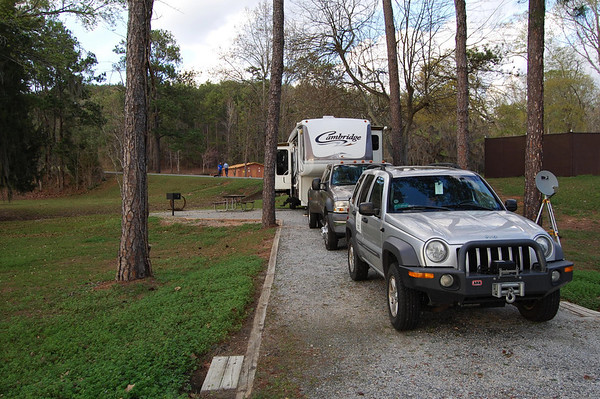 Eastbank COE Campground