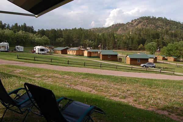 Spokane Creek Campground - Black Hills, SD