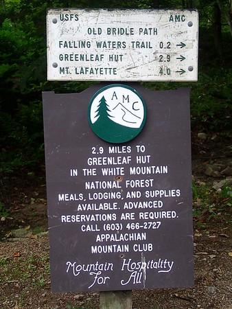Franconia Ridge Loop