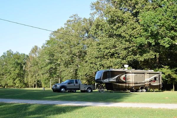 Stevenson  City Park & Crow Creek - Alabama