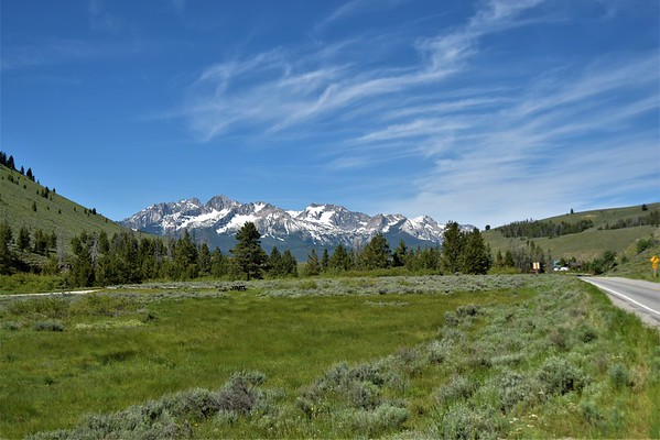 Sawtooth Recreation Area