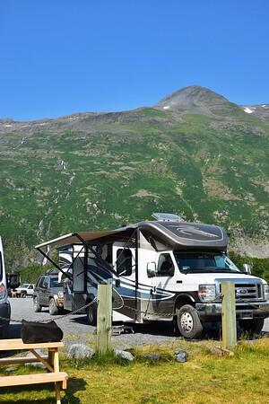 2019 Alaska Trip Day 72 Portage Pass Trail Whittier Alaska Rv Dreams Journal