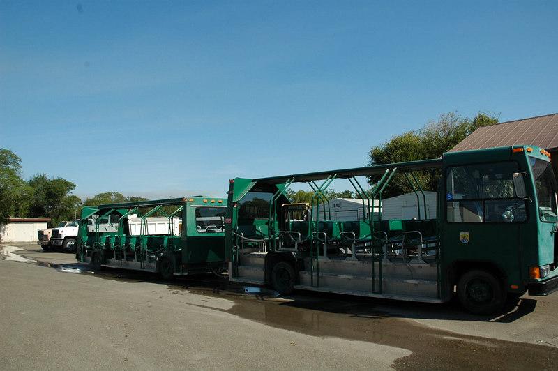 Santa Ana Tram
