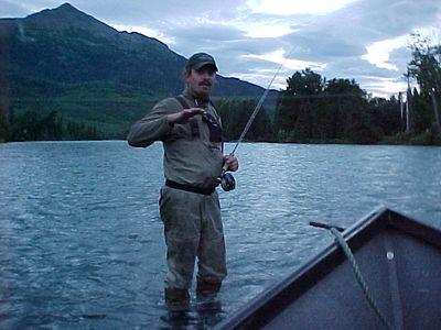 Alaska Grand Journey - July 2004