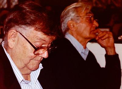 02.02.10 Howard Zinn and Ronnie Dugger