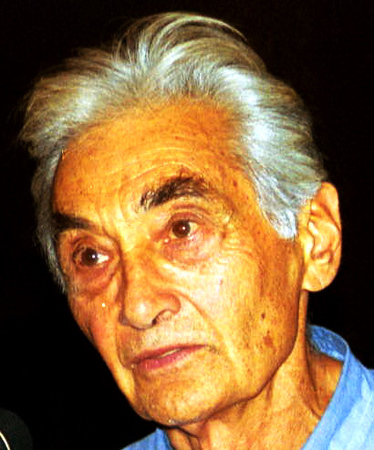 02.10.14 Howard Zinn at Bates College in Lewiston, Maine