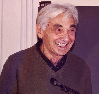 03.12.04 Howard Zinn at Harvard University