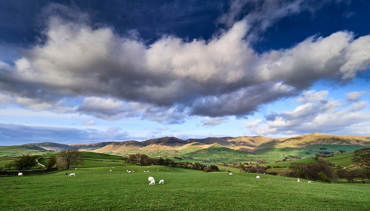 View of the Howgills
