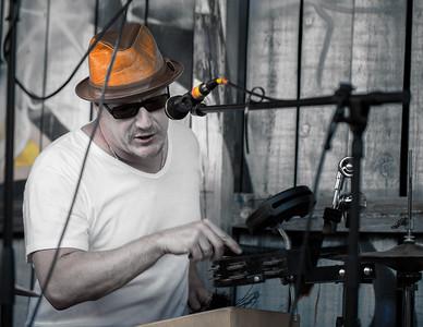 Brian Walden - Percussion, vocals, guitars