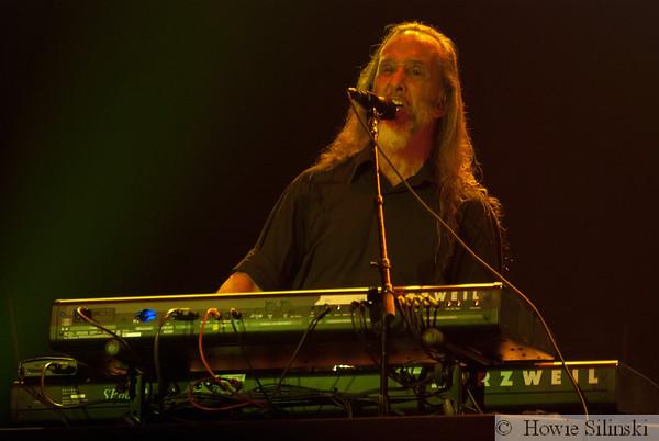 Steve Walsh - Lead Singer Kansas