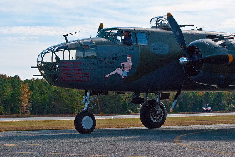 B-25 Mitchell WWII Bomber