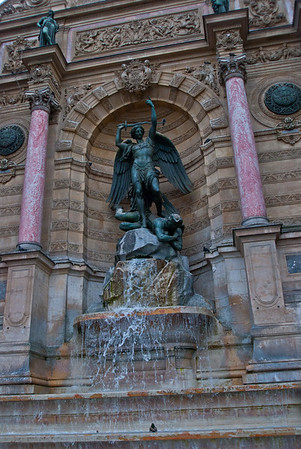 Fontaine de San Michel