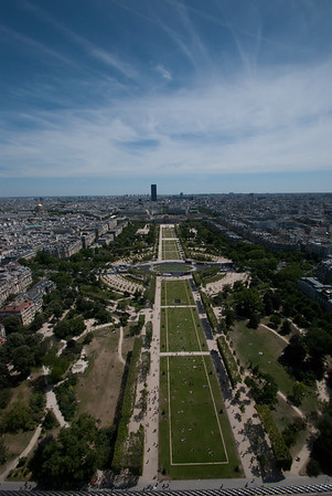 View from Eiffel