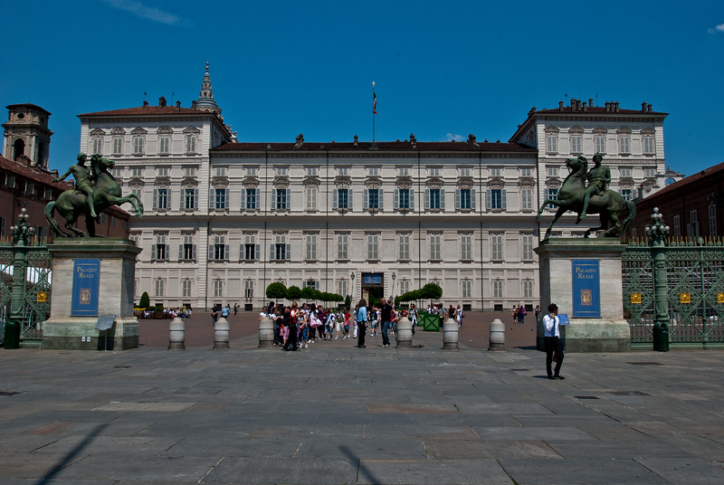 Palazzo Reale - Royal Palace of the House of Savoy