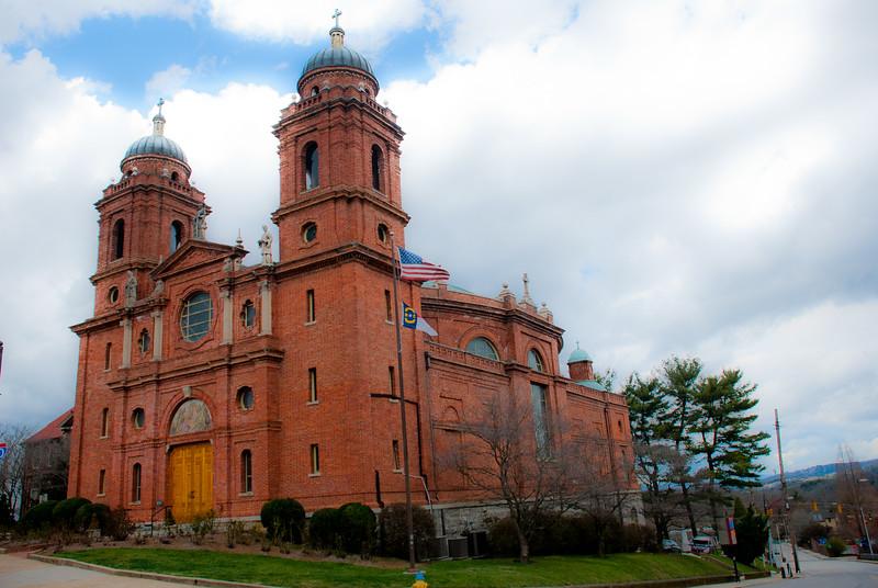 St Lawrence Basilica