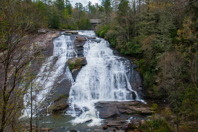 Dupont Park - Great place to hike, lots of waterfalls, location of the filming of the Hunger games