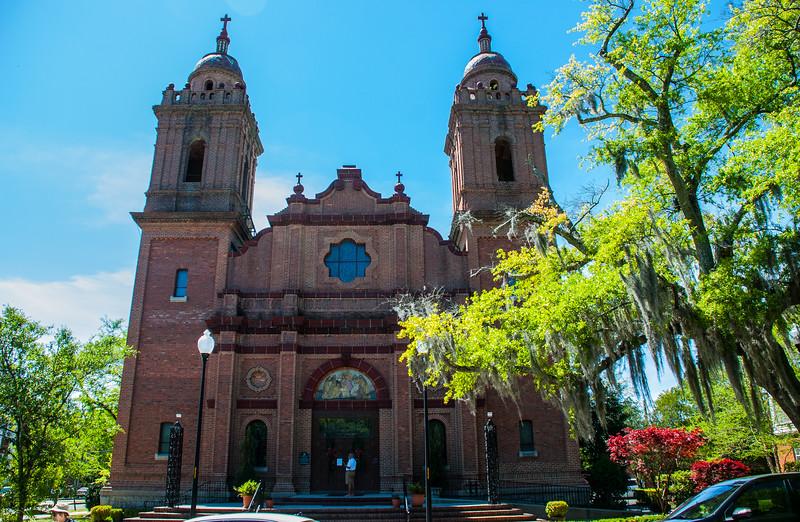 Basilica Shrine of St Mary, Wilmington, NC