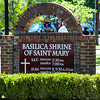Basilica Shrine of St Mary, Wilmington, NC
