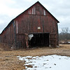 Windsor Locks Barn, spring thaw?