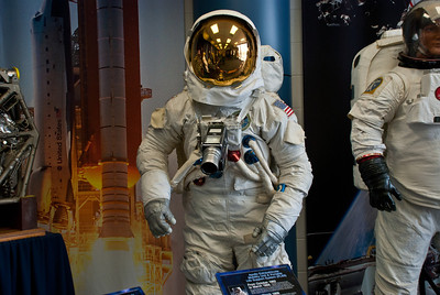 Hamilton Sundstrand / UTAS Nasa Spacesuits