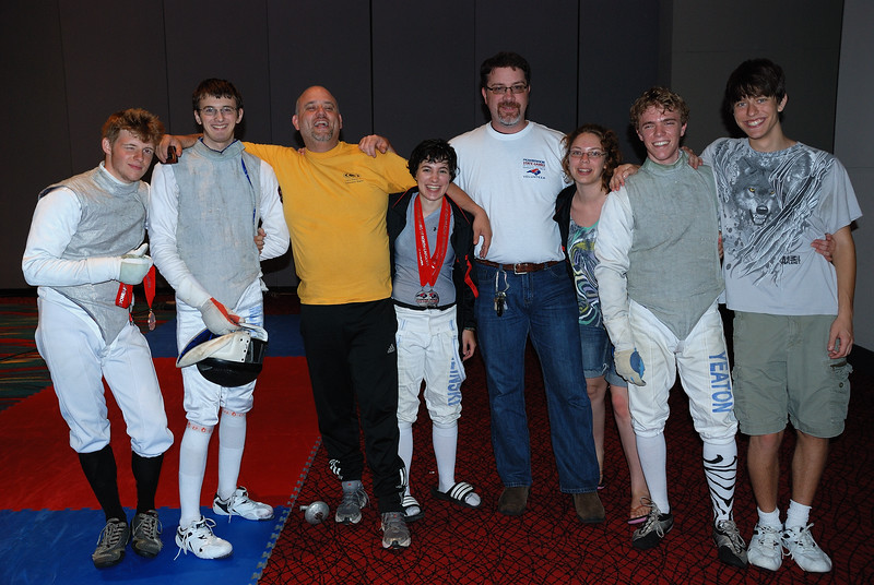 Holly Wins Gold and Silver at State Games