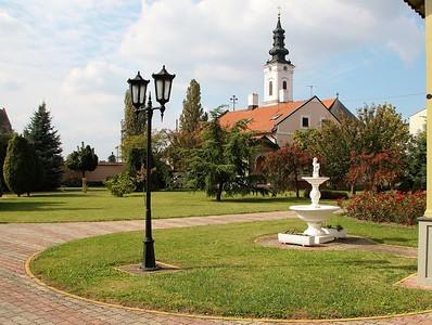 Hrvatska - Dalj, Aljmas, manastir Vodica, 09.10.2016.