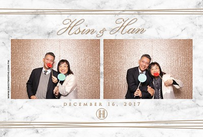 Hsin & Han's Wedding