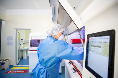 УНТЭ ХӨСҮТ-ТЭЙ ИЖИЛ ТҮВШНИЙ PCR ШИНЖИЛГЭЭНИЙ ЛАБОРАТОРИТАЙ БОЛЛОО
