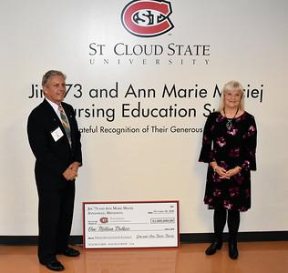 Jim & Ann Marie Maciej Nursing Gift $1M
