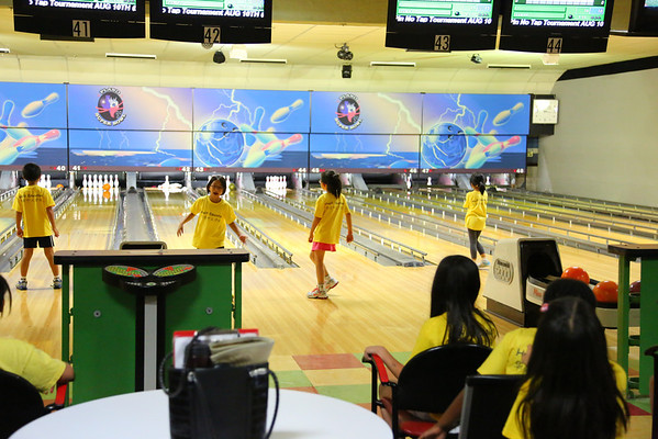 2013 Summe Camp Bowling
