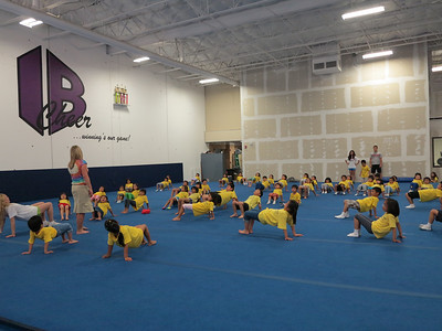 2013 Summer Camp IB Gym