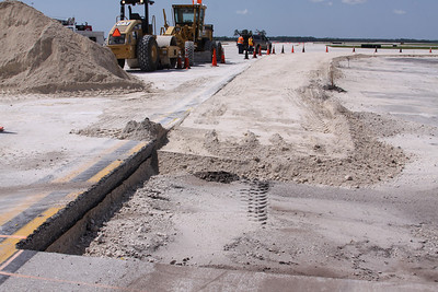 56282 Rehabilitation of Taxiway C and Related Work