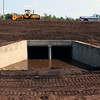 Box culvert extension completed by Welbro Building Corporation.