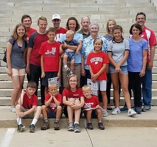 Huber Family Reunion 2018