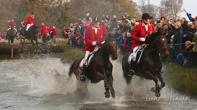 Hubertus Hunting 2014; Hubertus Jagt 2014;