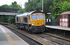 66717 Good Old Boy Deighton 4Z70 Doncaster -Trafford Park  7-9-15 003