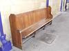 Midland Railway Pews Huddersfield Station