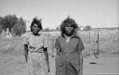 Nyumi and Tjama, Billiluna 1973