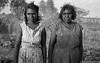 Charmia Samuels (Jamiya) & woman, Billiluna 1971