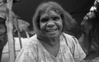 Woman at Billiluna