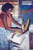Mabel at work Wulungurru